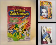 amerikanische Comics Curated by ANTIQUARIAT Franke BRUDDENBOOKS