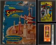 Action Figures Sammlung erstellt von DTA Collectibles