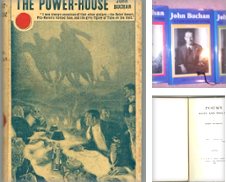 John Buchan Fiction Curated by Crask Books