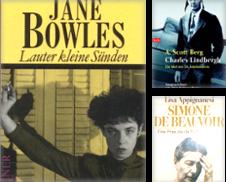 Biographie Sammlung erstellt von Antiquariat Nam, UstId: DE164665634