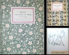 Bücherei Sammlung erstellt von Antiquariat  Silvia Forster