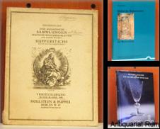 Antiquitäten, Kunsthandwerk, Volkskunst Sammlung erstellt von Antiquariat Rump