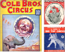 Circus Curated by Jim Hodgson Books