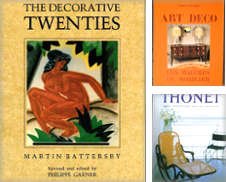 Decorative Arts Curated by Canadian Art Books