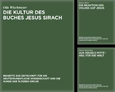 BZNW Sammlung erstellt von Antiquarius / Antiquariat Hackelbusch