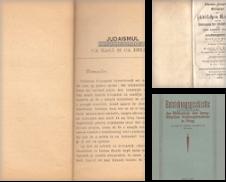 Judaica Sammlung erstellt von ANTIQUARIAT J. REINHARDT -Est. 1949-