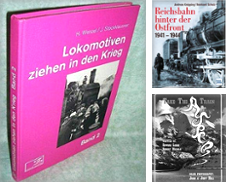 Railroad Curated by Aamstar Bookshop / Hooked On Books