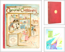 Childrens de Jonkers Rare Books