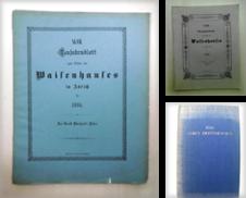 Biographien Sammlung erstellt von Antiquariat Steinwedel