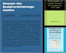 14 Soziologie, Gesellschaft Sammlung erstellt von Antiquariat Bücherwurm