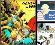 Comics aller Art Curated by Walter Gottfried