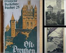 Ostpreußen Sammlung erstellt von Lichterfelder Antiquariat