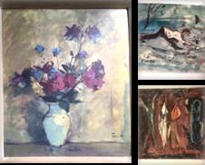 Art works Sammlung erstellt von Antiquariat  J.J. Heckenhauer e.K., ILAB