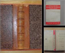Antike Sammlung erstellt von Antiquariat Klaus Altschäfl