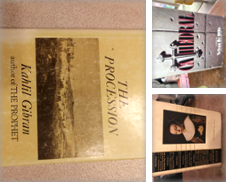 First Editions Curated by Poor Yorick Bookseller