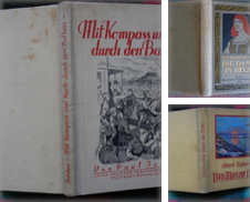 Abenteuer & Trivialliteratur Sammlung erstellt von Versandantiquariat Alexander Ehlert