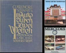 AUTOMOBIL Sammlung erstellt von ANTIQUARIAT ERDLEN