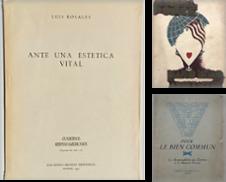 Ensayo de Libros del Ayer ABA/ILAB