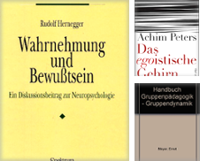 Psychologie (Verhaltensforschung) Sammlung erstellt von Antiquariat Mang