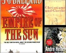 Biographie Sammlung erstellt von Storisende Versandbuchhandlung