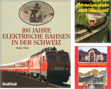Eisenbahn Sammlung erstellt von Antiquariat Kunsthaus Adlerstrasse