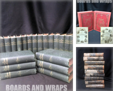 Antiquarian & Rare Curated by Boards & Wraps