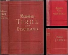 Baedeker Sammlung erstellt von Antiquariat Düwal