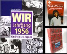 Autobiographien & Biographien & Memoiren Sammlung erstellt von EuropaBuch Antiquariat & Buchhandel