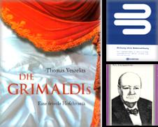 Biographien Sammlung erstellt von KIRJAT Literatur- & Dienstleistungs-