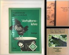 Biologie Sammlung erstellt von Antiquariat Harry Nimmergut