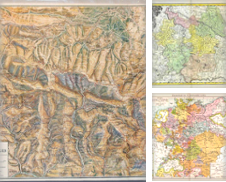 Landkarten erstellt von ANTIQUARIAT MURR BAMBERG