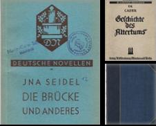 Alte Schulbücher Sammlung erstellt von primobuch