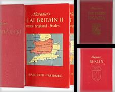 Baedeker, erschienen nach 1945 Sammlung erstellt von Unterwegs Antiquariat M.-L. Surek-Becker