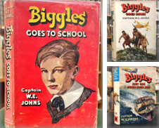 Children's Modern Firsts Biggles First Editions Curated by Holybourne Rare Books ABA ILAB