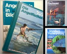 Angeln Sammlung erstellt von Versandantiquariat Harald Quicker