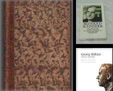 Biographien Sammlung erstellt von Antiquariat Walter Mergenthaler - Nachf.