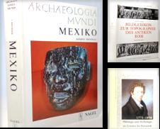 Archäologie Sammlung erstellt von Matthias Severin Antiquariat