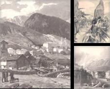 Alte Stadtansichten Ausland Sammlung erstellt von Antiquariat Hild