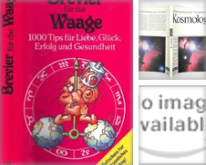 Astrologie Sammlung erstellt von Versandantiquariat Kerzemichel