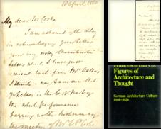 Architecture & Design Sammlung erstellt von Kurt Gippert Bookseller ABAA