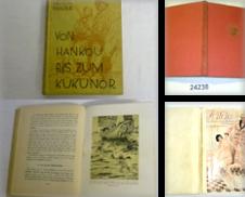 Bücher Belletristik Sammlung erstellt von Versandhandel für Sammler