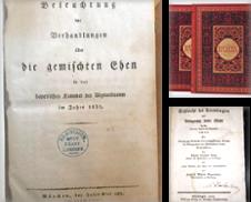 Bavarica und Monacensia Sammlung erstellt von Antiquariat Uwe Turszynski