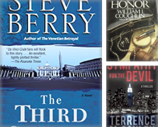 Adv-Thrillers Curated by Powell's  Books