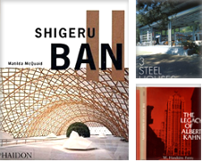 Architecture Curated by Monroe Stahr Books