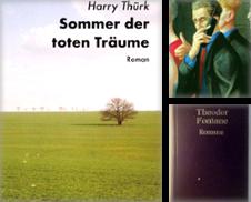 Deutsche Literatur Sammlung erstellt von Antiquariat und Buchhandlung Dietzel