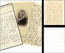 01 Autographen (GESCHICHTE) Sammlung erstellt von Eberhard Köstler Autographen&Bücher oHG