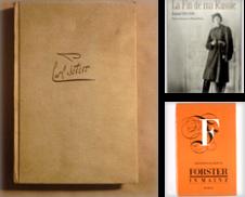 Biographien, Autobiographien Sammlung erstellt von Antiquariat Bernhard