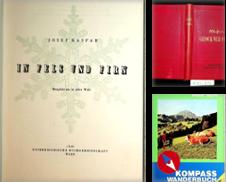 Alpinistik Sammlung erstellt von ANTIQUARIAT.WIEN Fine Books & Prints