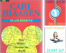 Carl Hiaasen Curated by CatchandReleaseBooks