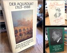 Almanache Sammlung erstellt von Altstadt-Antiquariat Nowicki-Hecht UG